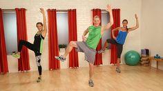 POPSUGAR Fitness - good website with short vides and recipes