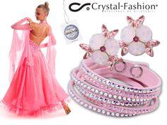 Crystal-Fashion made with Swarovski Crystals