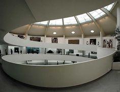 Solomon R. Guggenheim Museum | The Eye That Writes: Solomon R. Guggenheim Museum