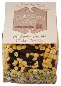 Cooke Tavern Mi Madre Maria Chicken Tortilla Soup Mix | Treasure Journeys