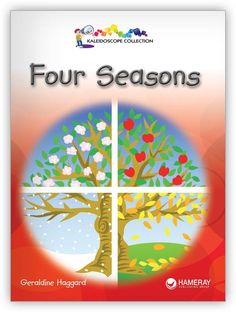 Expose readers to weather patterns during the four seasons with this Kaleidoscope Collection informational text. Text Complexity, Japanese Language Proficiency Test, Guided Reading Levels, Leveled Readers, Social Themes, Landscaping Near Me, Text Features, Book Authors, Four Seasons
