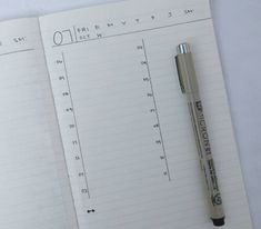 Simple daily spread for your bullet journal. plus more minimalist pages for your BuJo!