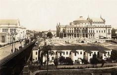 Teatro Mucicipal de São Paulo 1939