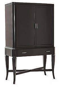 Riesling Bar Cabinet - Modern Home Bar Cabinets - Contemporary Bar ...