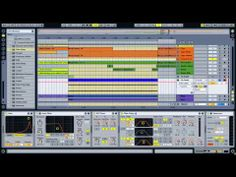 ▶ Ableton Tutorial Creating A Build With Reverb Freeze