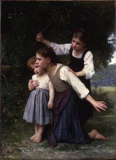 William-Adolphe Bouguereau | Maria Lang