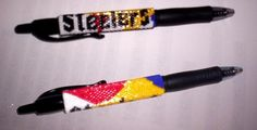 Steelers G2 Pilot Pen Cover  | Craftsy