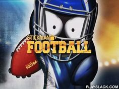 Stickman Football  Android Game - playslack.com , Control american football players. control between players and pass the ball from one player to another.