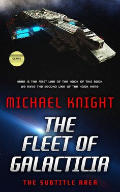 Vulcan New fiction, science fiction premade book cover.: Vulcan New fiction, science fiction premade book cover. #3d #Aircraft #Alien…