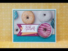Stampin' Up! Picture Perfect Birthday card