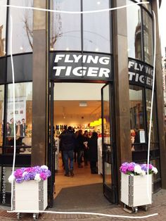 Shops Amsterdam | Flying Tiger | #amsterdam #tip #address #hotspot #shop #food #coeurblonde #flyingtiger