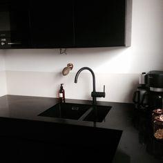 Mano black kitchen KVIK belgium Deense keuken