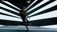 Mia san Hue.  The bold new spot for Philips' intuitive LED lights 'Hue' features beautiful projections, graceful dancers and the renowned football players of Bayern Munich expressing the connection of technology and emotion in a wide spectrum of vibrant colors.  Director Ole Peters created an exceptional take on the product and the brand in general with this fast-paced montage of quality pictures that was done within a no less fast-paced production period of only three weeks. No complaints…