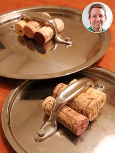 Get a Grip: A Cool Way to Reuse Your Wine Corks   Cool-to-the-touch pot grip for metal handles