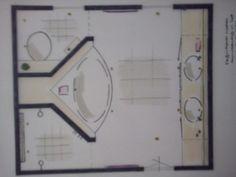 Badkamer met hoekbad - #badkamer #hoekbad #MET
