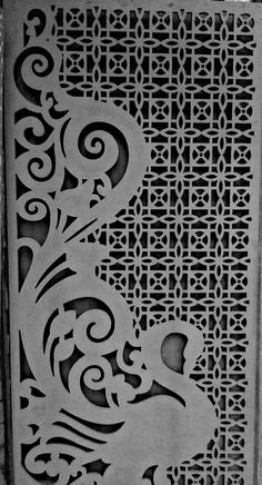super ideas for wood carving panel design Wood Plank Art, Jaali Design, Cnc Cutting Design, Window Grill Design, Door Gate Design, Laser Cut Panels, Partition Design, Laser Art, Wood Carving Designs