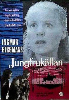 Jungfrukällan (The Virgin Spring). 1960. Ingmar Bergman