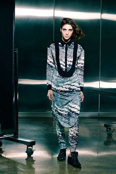 L.A.M.B. Fall 2015 Ready-to-Wear - Collection - Gallery - Style.com
