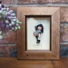 Mum-to-be Personalised Gift - Polymer Clay by Itsybitzy