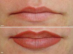 Trucco Semipermanente labbra #permanentmakeup #truccosemipermanente #makeup #lips #labbra