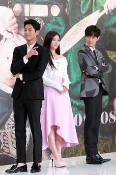 160818 ♡ 'moonlight drawn by clouds' press conference