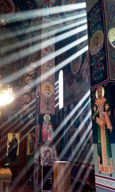 The Light of Christ Enlightens All...