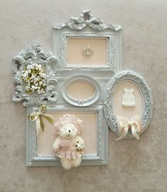 Timestamps DIY night light DIY colorful garland Cool epoxy resin projects Creative and easy crafts Plastic straw reusing ------. Picture Frame Crafts, Vintage Picture Frames, Diy And Crafts, Crafts For Kids, Craft Projects, Projects To Try, Shabby Chic Crafts, Baby Decor, Diy Home Decor