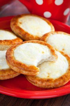 New York Cheesecake Cookies: