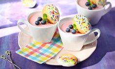 Budyniowa fantazja Tea Cups, Tableware, Dinnerware, Tablewares, Dishes, Place Settings, Cup Of Tea