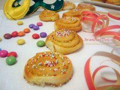 ARANCINI DOLCI - ricetta di Carnevale #GialloBlogs