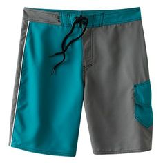 Beach Rays Colorblock Board Shorts