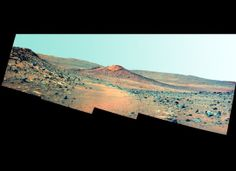 Permukaan Planet Mars