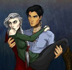 Manon and Dorian!!!