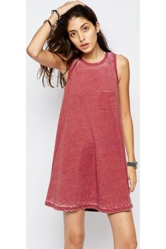 Buy ASOS TALL Drop Arm Trapeze Dress In Burnout at ASOS. With free delivery and return options (Ts&Cs apply), online shopping has never been so easy. Get the latest trends with ASOS now.