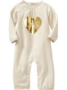 Graphic Fleece One-Pieces for Baby | Old Navy BOUGHT