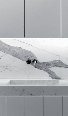 grey + marble