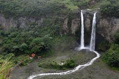 De Turismo por el Puyo- Ecuador es una maravilla.