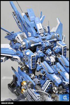Project Gwen Ver.Ed 1/144 ReZEL FA+FW  Modeled by Ver.Ed          CLICK HERE TO VIEW FULL POST...