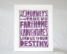 Back to School Quotes Narnia Some Journeys take us far from home