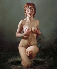 Roberto Ferri - I love what he does.. but some of his work just gives me the creeps