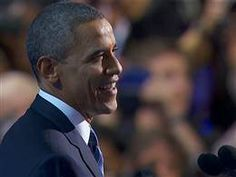 Watch President Barack Obama's speech from the final night of #DNC2012. What did you think of his speech? #NBCPolitics