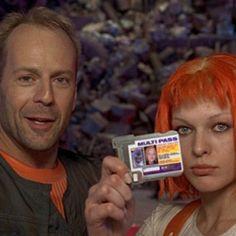 multipass - fifth element