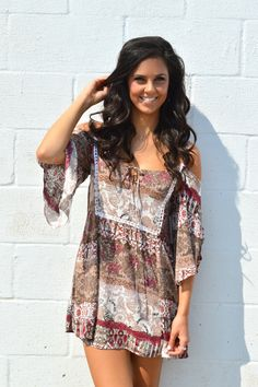 Napa Valley Tunic from Shop Southern Roots TX