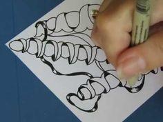 Nesting - daily pattern - YouTube