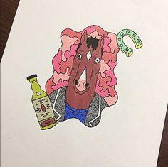 Bojack Horseman by aimee-jayy