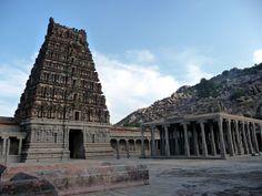 Tamilnadu Tourism: Venkataramana Temple, Gingee Villupuram