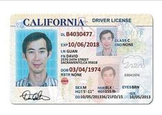 get california drivers license out of state