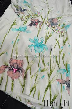 Highlight & Floral Batik – :: patternz ::