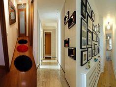 Narrow Hallway ideas...