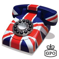 telephone  British